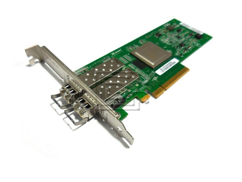Dell MFP5T Qlogic QLE2562-DEL Dual Port 8Gb Fibre Channel Card