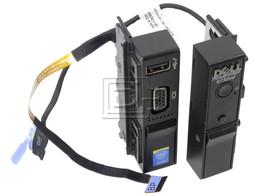 Dell DEL-R730XD-LR-EARS-BN-OE XHHHY R951X CF3JW Y55YH Y9KMN O5VWM RYDM3 HRH3K R730XD Rack ears