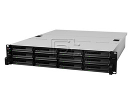 Synology RS3614RPXS Network Attached Storage Array Server