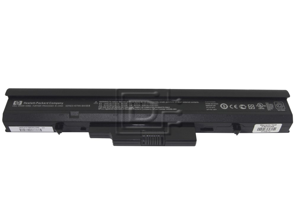 HEWLETT PACKARD RW557AA HP/Compaq Notebook PCs battery image 2