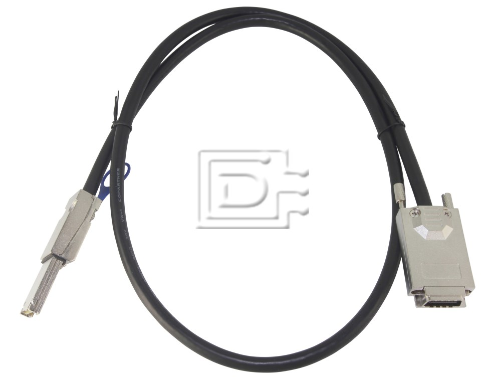 Infiniband GX335 CAB-SAS-EXT-8088-8470-1M-BN-OE Dell SAS Cable image 1