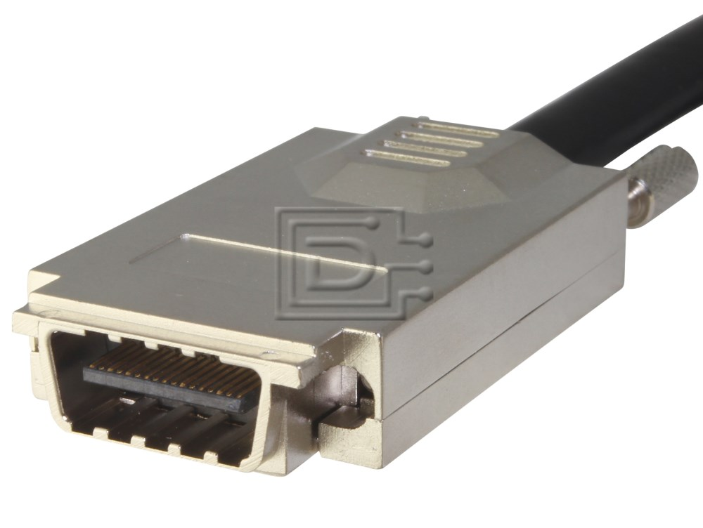 Infiniband GX335 CAB-SAS-EXT-8088-8470-1M-BN-OE Dell SAS Cable image 2