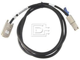 Infiniband MM662 CAB-SAS-EXT-8088-8470-2M-BN-OE Dell SAS Cable