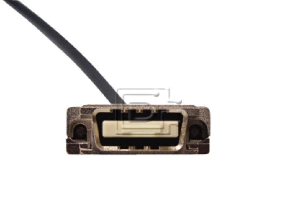 Foxconn 310-7086 J9189 SAS-4400-02M External SAS Cable image 2