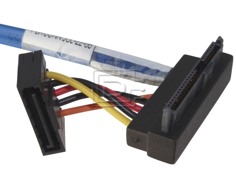 Foxconn 310-8529 KX715 HH266 Internal SAS Cable image 2
