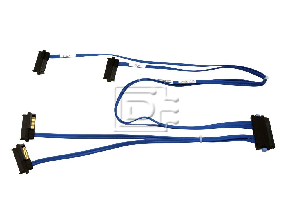 Foxconn 310-8746 PR439 CH328 M135R 0PR439 0CH328 0M135R Internal SAS Cable image 1