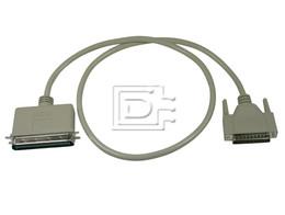 Amphenol CAB-SCSI-EXT-C50M-DB25M-1m-BN-OE