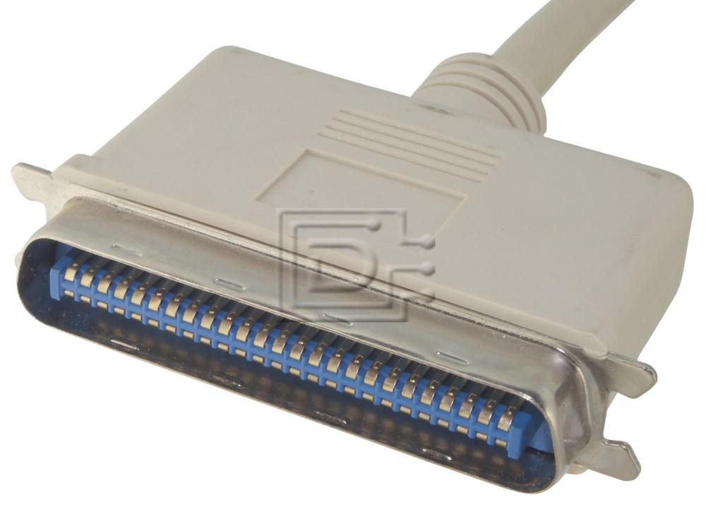 Amphenol CAB-SCSI-EXT-HD50M-C50M-1m-BN-OE image 2