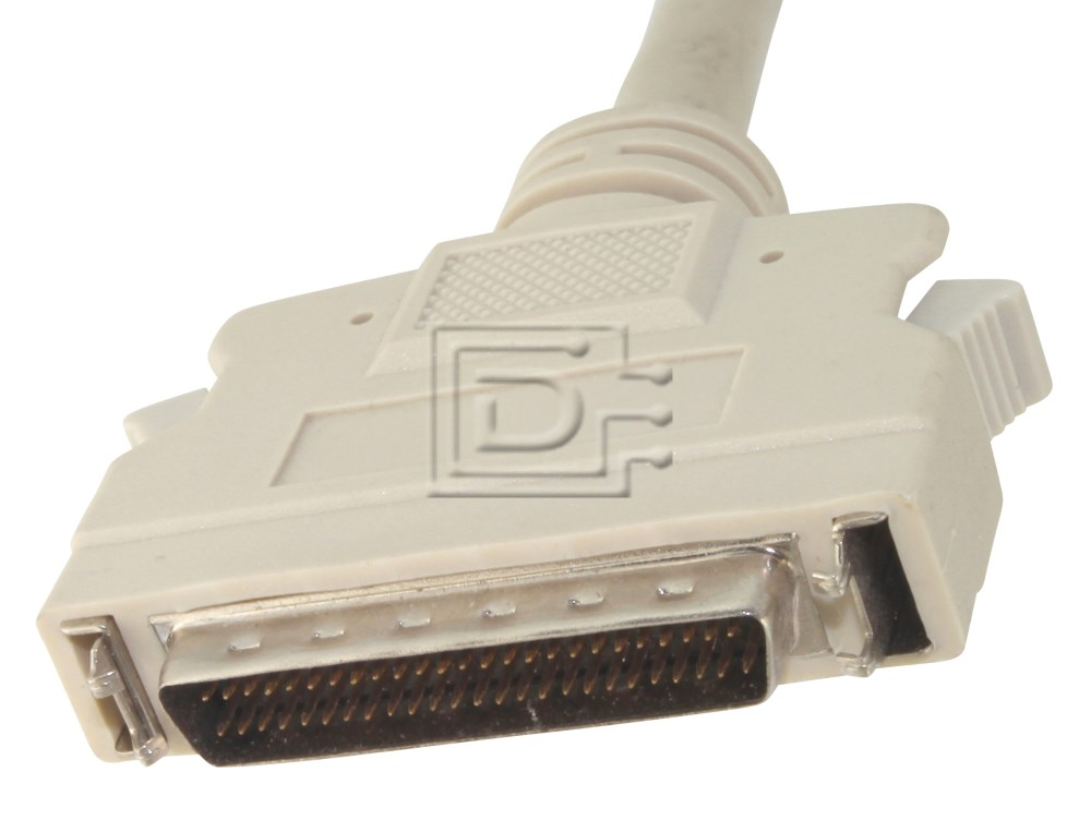 Amphenol CAB-SCSI-EXT-HD50M-C50M-1m-BN-OE image 3