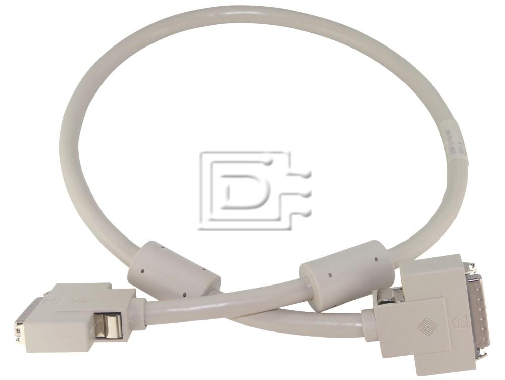 Amphenol CAB-SCSI-EXT-HD50M-HD50M-1m-BN-OE image