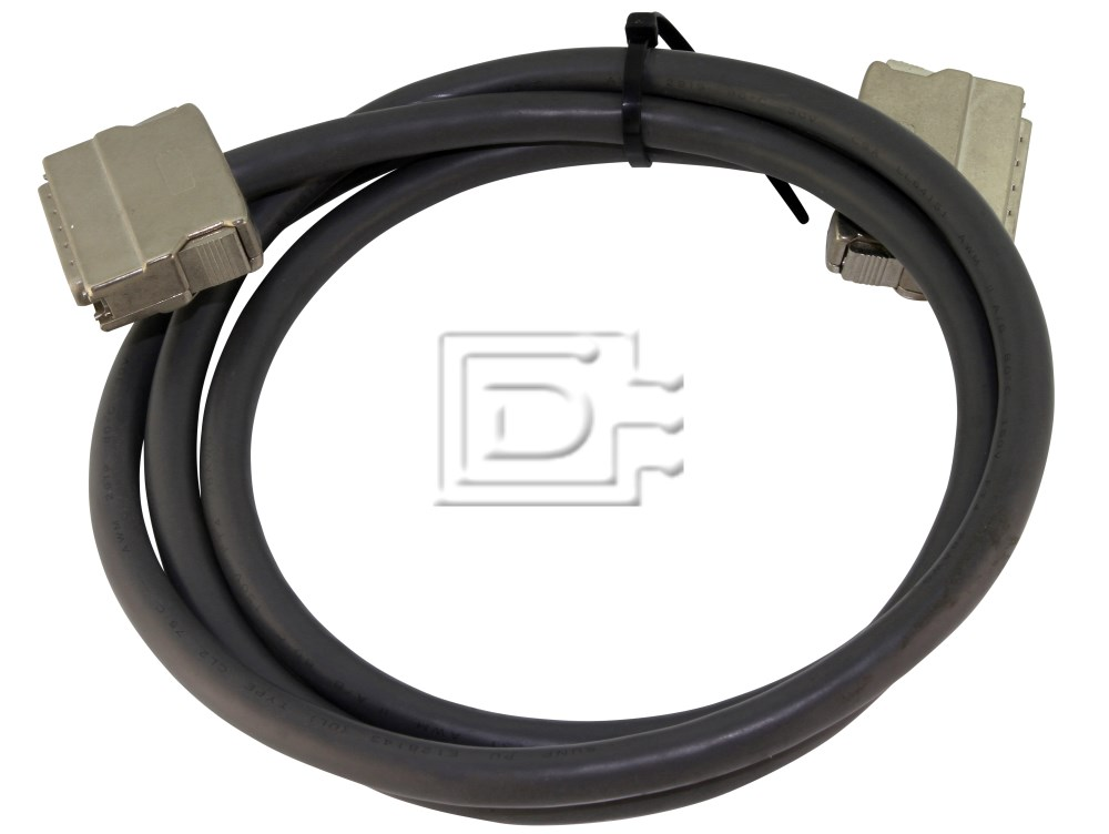 Amphenol CAB-SCSI-EXT-HD50M-HD50M-4m-BN-OE 146745-004 SCSI II cable image