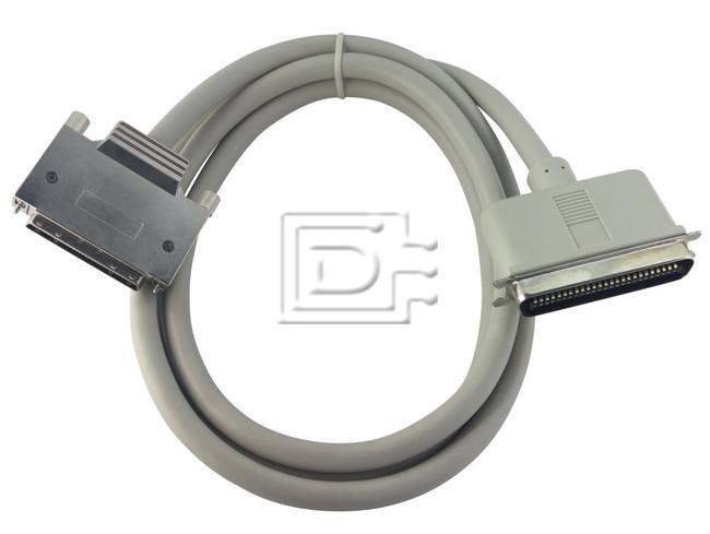 Amphenol CAB-SCSI-EXT-HD68-C50M-2m-BN-OE image 1