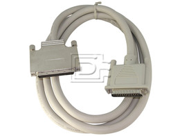Amphenol CAB-SCSI-EXT-HD68-DB25M-2m-BN-OE