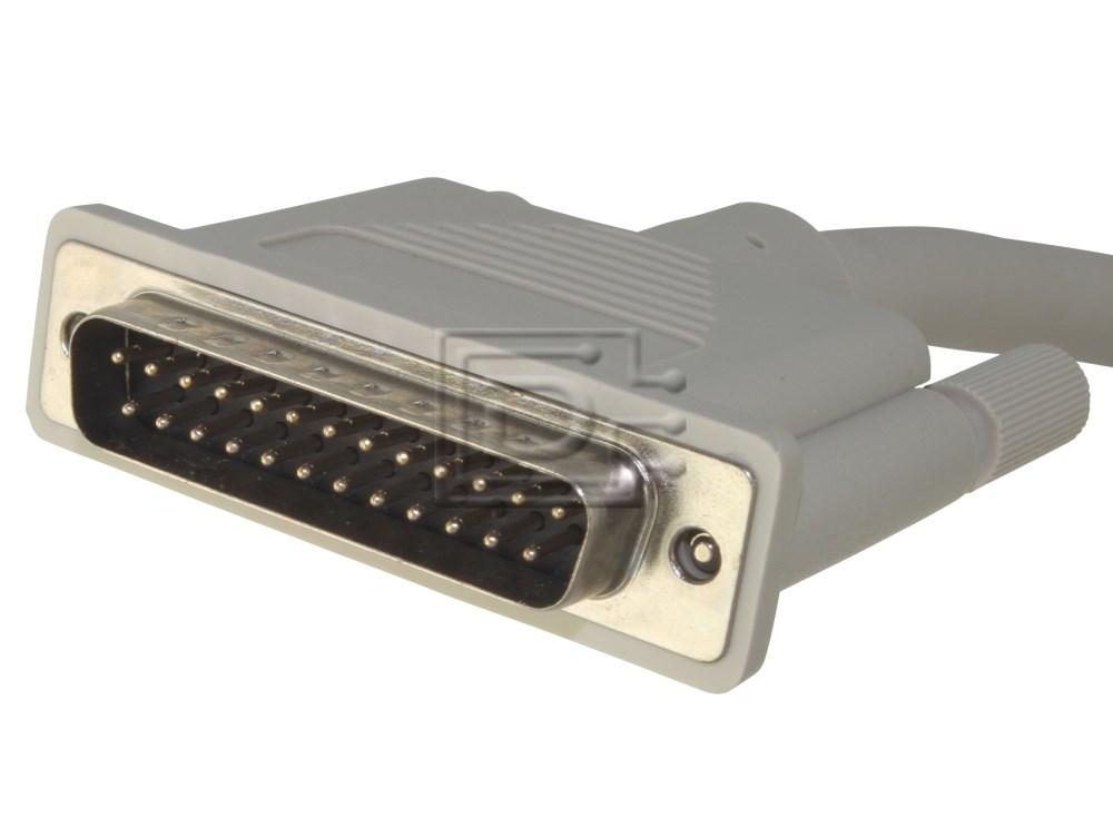 Amphenol CAB-SCSI-EXT-HD68-DB25M-2m-BN-OE image 2