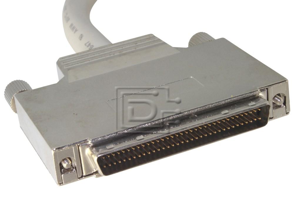 Amphenol CAB-SCSI-EXT-HD68-DB25M-2m-BN-OE image 3