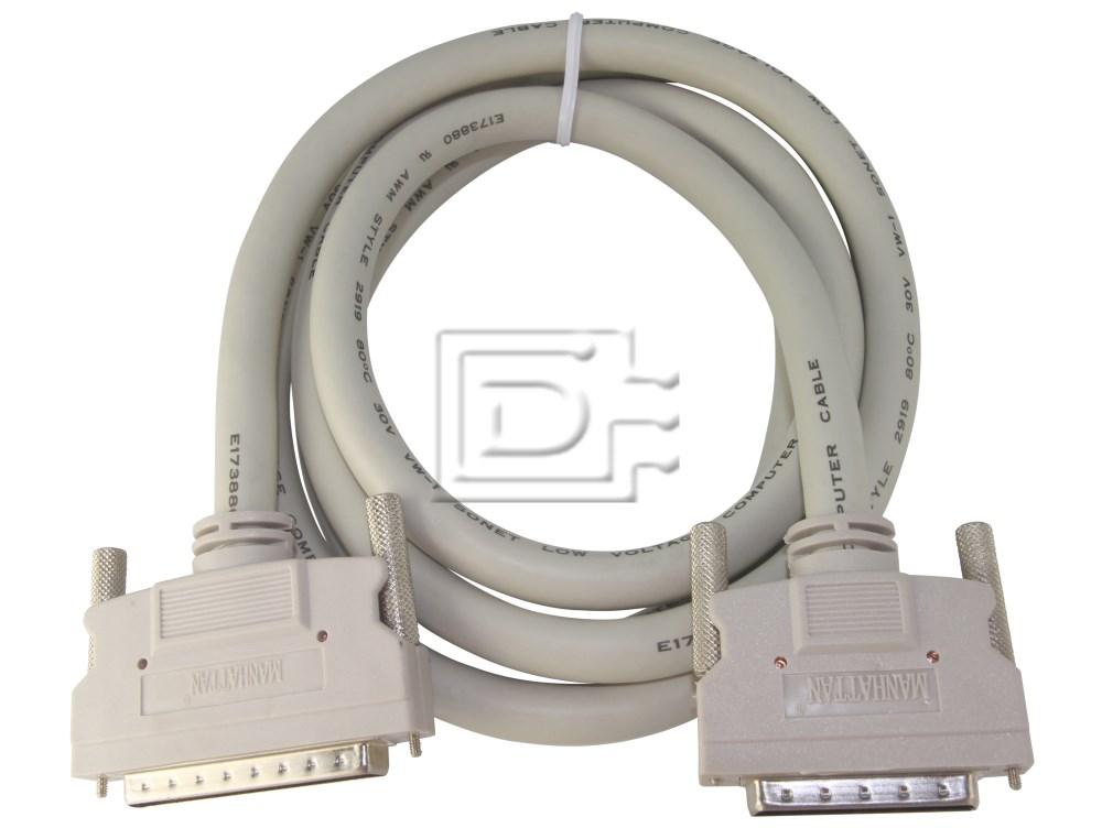 Amphenol CAB-SCSI-EXT-HD68-HD50M-2m-BN-OE image 1