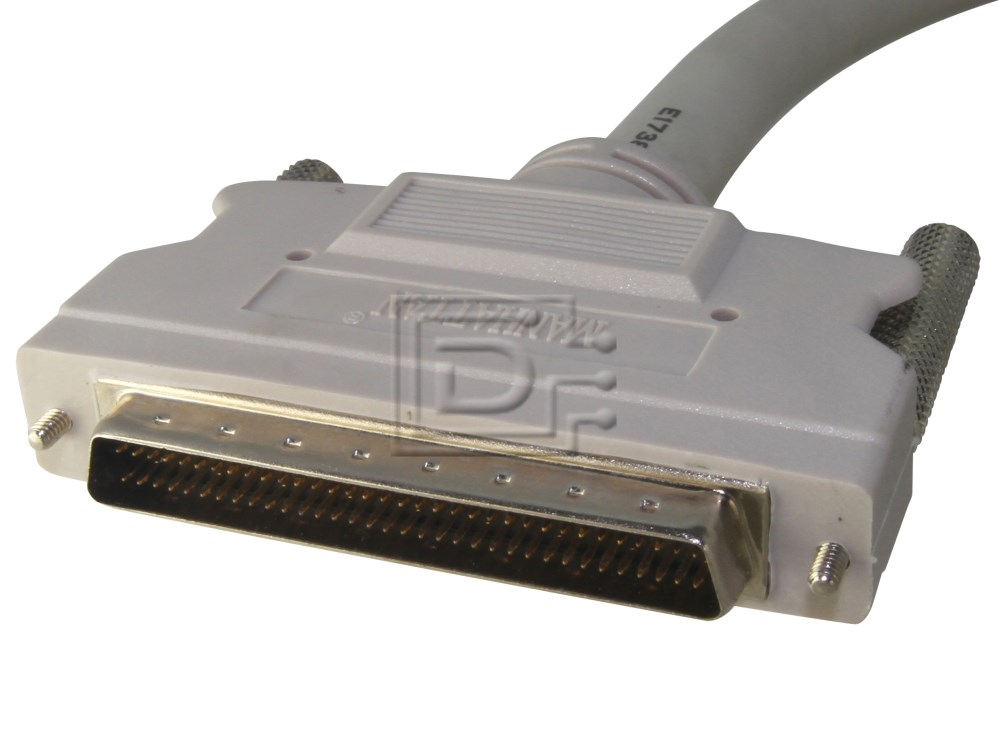 Amphenol CAB-SCSI-EXT-HD68M-HD50M-1m-BN-OE External SCSI Cable image 2