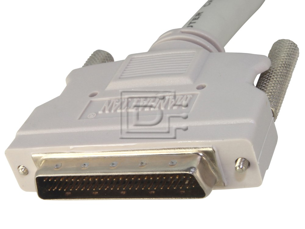 Amphenol CAB-SCSI-EXT-HD68M-HD50M-1m-BN-OE External SCSI Cable image 3