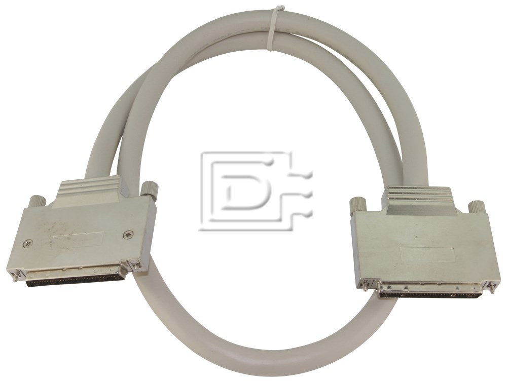 Amphenol CAB-SCSI-EXT-HD68-HD68-1m-BN-OE image 1