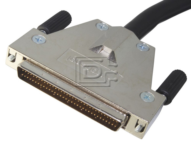 Amphenol CAB-SCSI-EXT-HD68-HD68-2m-BN-OE FJ613 0FJ613 image 2