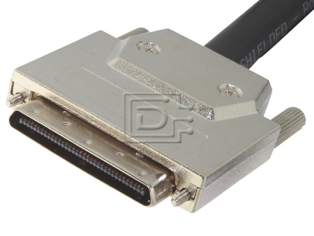 Amphenol CAB-SCSI-EXT-HD68-VHDCI-1m-BN-OE ACK-68V-68HD-LVD-1M-U320 image 2
