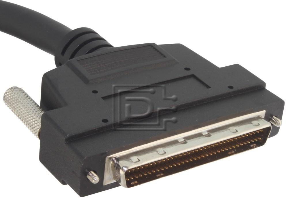 Amphenol CAB-SCSI-EXT-HD68-VHDCI-2m-BN-OE ACK-68V-68HD-LVD-2M-U320 HJ219 530-2453 image 3