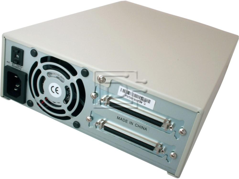 Generic CAS-SCSI-HD68-1B-BN-OE External SCSI Hard Drive Case image 2