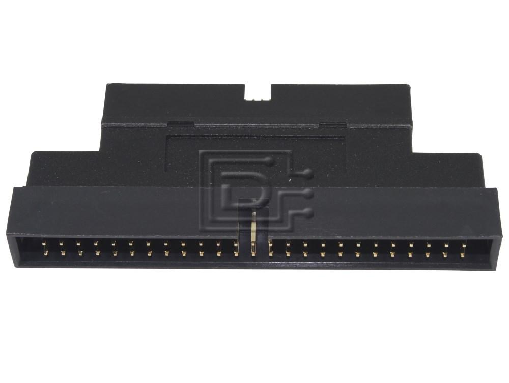 Amphenol CAB-SCSI-INT-68p-50p-HB-BN-OE 68-pin to 50-pin SCSI Adapter image 1