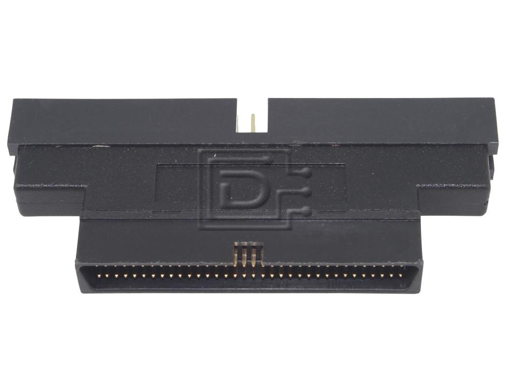 Amphenol CAB-SCSI-INT-68p-50p-HB-BN-OE 68-pin to 50-pin SCSI Adapter image 2