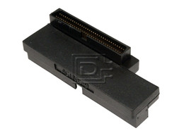 Amphenol CAB-SCSI-INT-68p-50p-OS-HB-BN-OE SCA-5301-00 68-pin to 50-pin SCSI Adapter