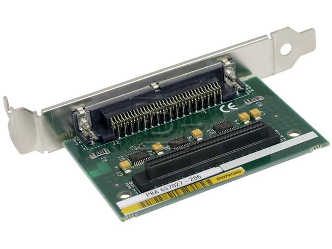 Amphenol CAB-SCSI-INT-68p-EXT-68p-BN-OE 68pin SCSI Adapter image 2