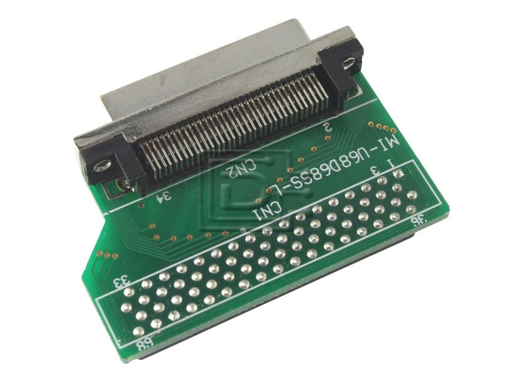 Amphenol CAB-SCSI-INT-68p-EXT-VHDCI-BN-OE 68pin VHDCI SCSI Adapter image 2