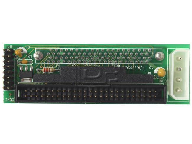 Amphenol CAB-SCSI-INT-80p-50p-BN-OE Narrow SCSI 2 Adapter image 1