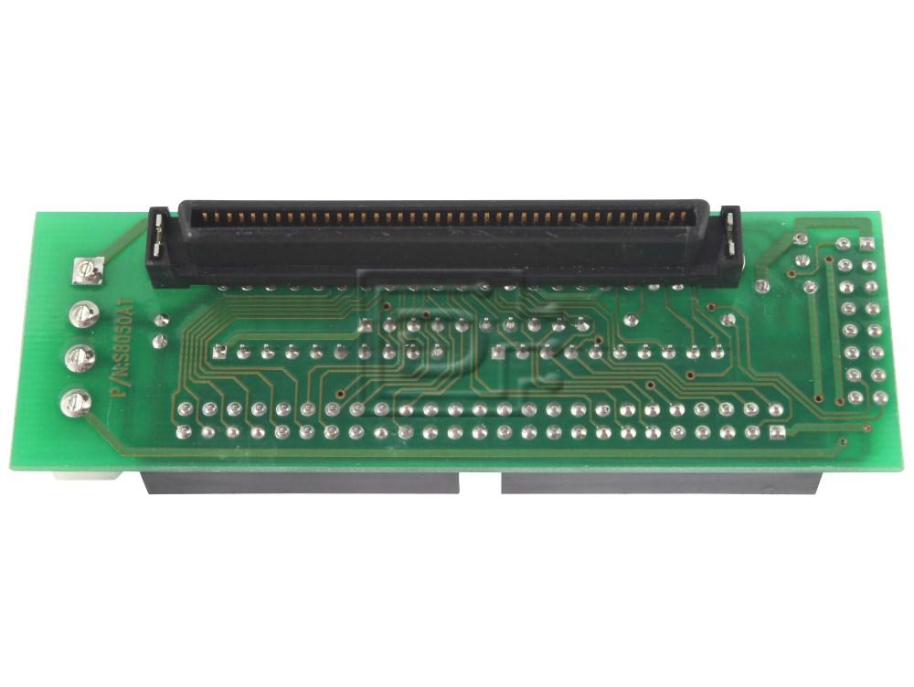 Amphenol CAB-SCSI-INT-80p-50p-BN-OE Narrow SCSI 2 Adapter image 2