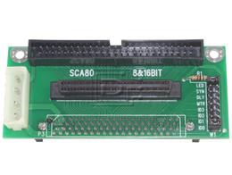Amphenol CAB-SCSI-INT-80p-68p-50p-BN-OE Universal SCSI Adapter