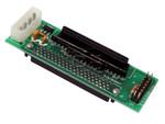 Amphenol CAB-SCSI-INT-80p-68p-TERM-BN-OE SCSI Adapter