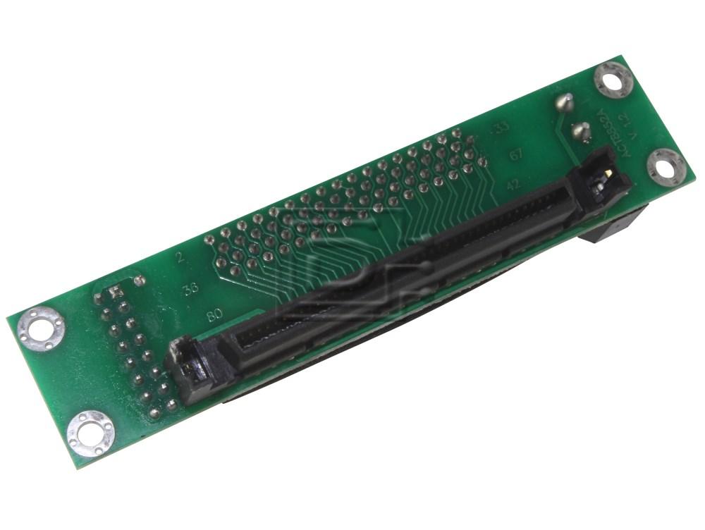 Amphenol CAB-SCSI-INT-80p-68p-BN-OE 80pin 68pin SCSI Adapter image 2