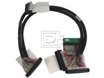 Amphenol CAB-SCSI-INT-HD68M-1m-U320-5CR-BN-OE N8953 0N8953 U320 SCSI Cable