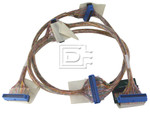 Amphenol CAB-SCSI-INT-HD68M-HD68M-U320-6C-1m-BN-OE SCSI Ribbon Cable Internal
