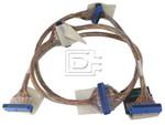 Amphenol CAB-SCSI-INT-HD68M-HD68M-U320-6C-1m-BN-OE SCSI Ribbon Cable Internal