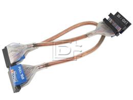 Amphenol CAB-SCSI-INT-HD68M-U160-4CR-1m-BN-OE SCSI Ribbon Cable Circular
