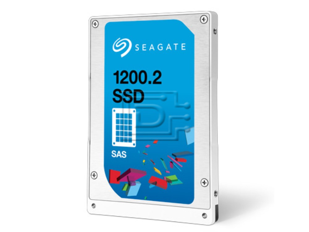 Seagate ST800FM0183 SAS Solid State Drive image 1