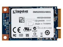 KINGSTON TECHNOLOGY SMS200S3-480G SMS200S3/480G mSATA SSD