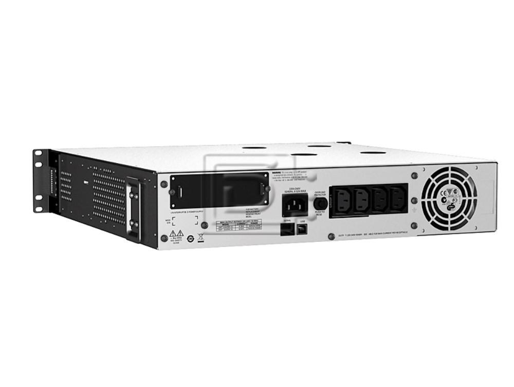 AMERICAN POWER CONVERSION SMT1500RMI2U APC Smart-UPS 1500VA image 2