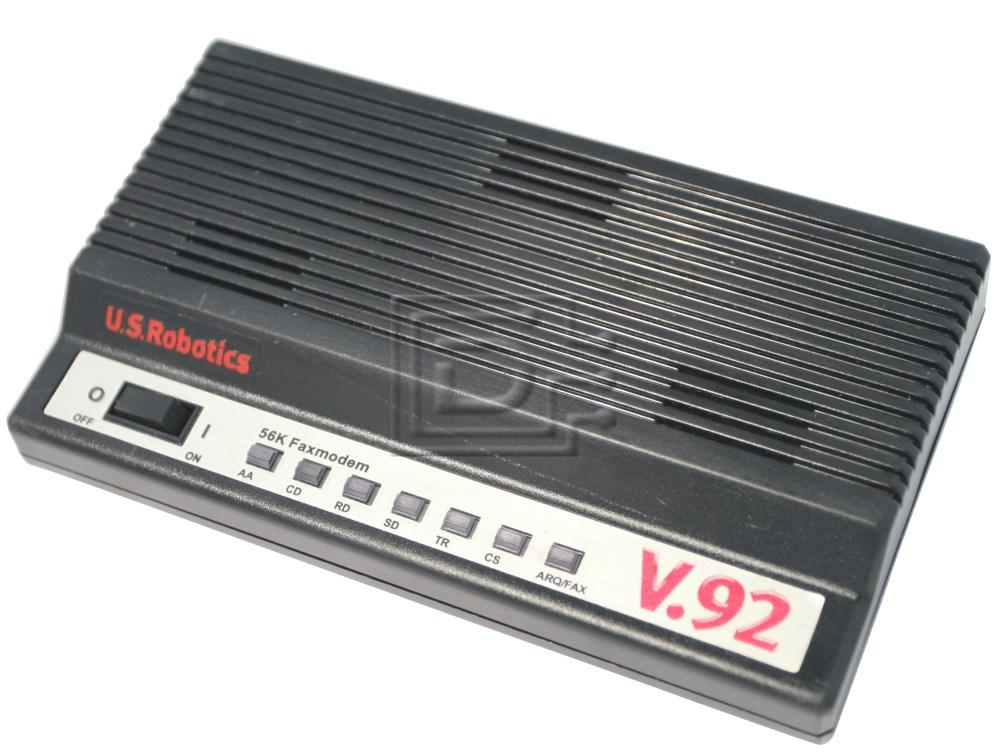 USRobotics SPORTSTER Data FAX modem image 1