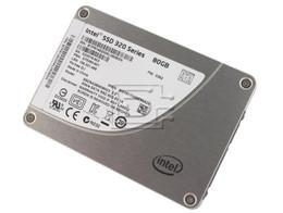 INTEL SSDSA2BW080G3 SSDSA2BW080G301 SATA solid state drive