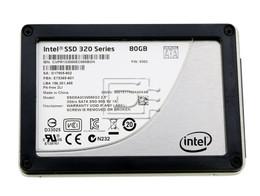 INTEL SSDSA2CW080G310 SSDSA2CW080G301 SSDSA2CW080G3 SATA SSD
