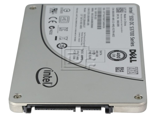INTEL SSDSC2BA400G3T SSDSC2BA400G301 SSDSC2BA400G3 06XJ05 6XJ05 SATA SSD image 3