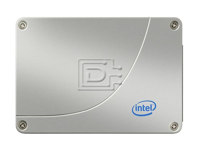 """INTEL SSDSC2BA800G301 SSDSC2BA800G3 SATA 2.5"""" SSD Solid State Hard Drive image"""