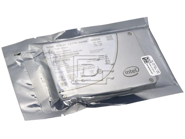 "INTEL SSDSC2BA800G3E SSDSC2BA800G3 SSDSC2BA800G301 4WN3G 04WN3G SATA 2.5"" SSD Solid State Hard Drive image 1"
